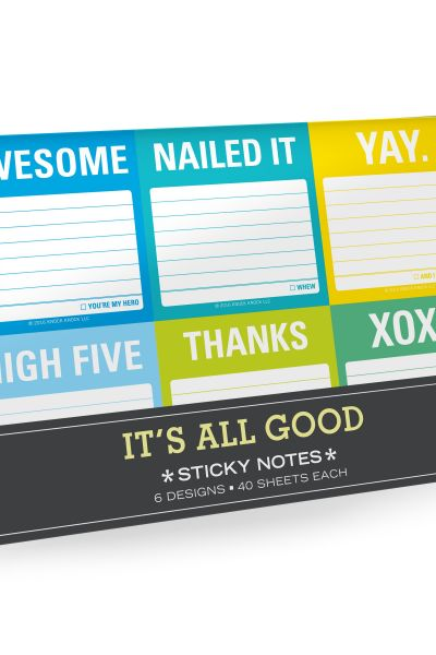 It's All Good: Sticky Notes Packet