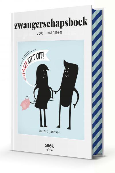 Zwangerschapsboek  voor mannen!