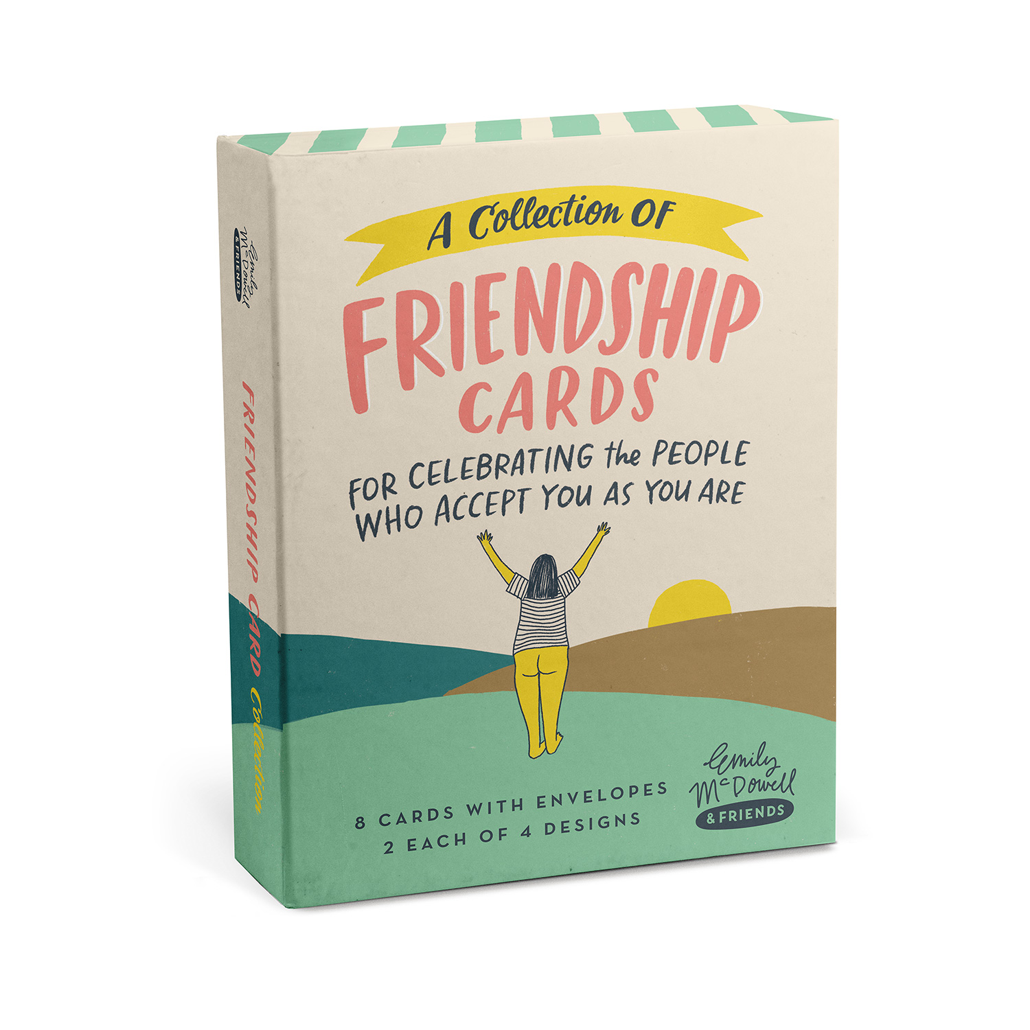 Friendship Cards: Mixed Box Card Sets