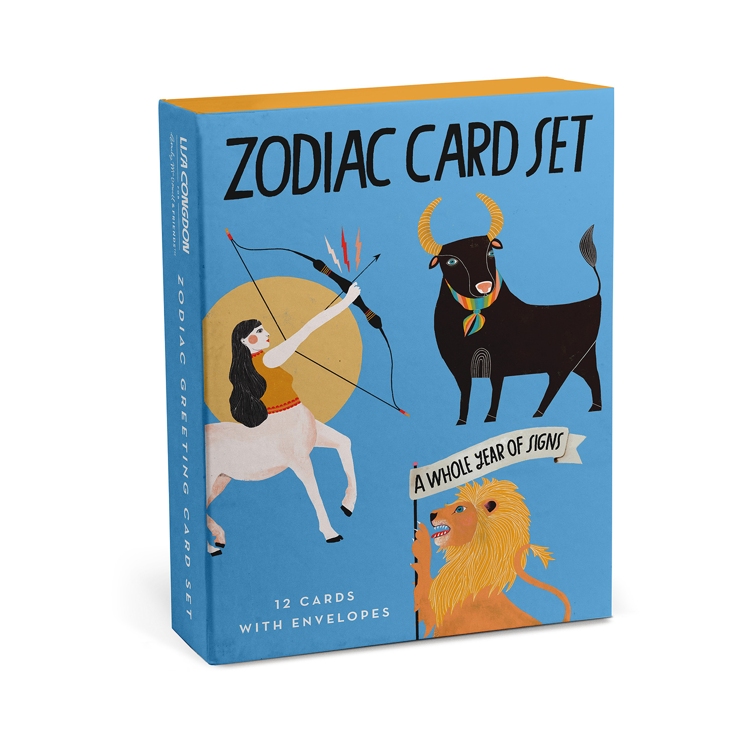 Zodiac Cards: Mixed Box Card Sets