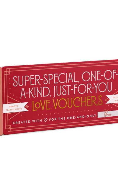 Fill in the Love: Love Vouchers