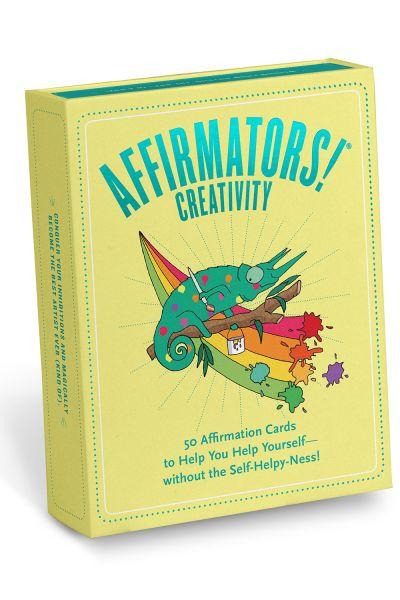Affirmators: Creativity!