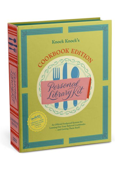 Personal Library Kit: Cookbook Edition