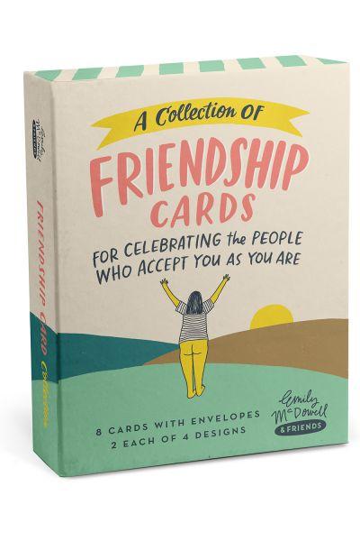 Friendship Cards: Mixed Box Card Sets