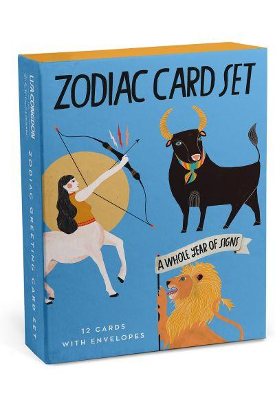Zodiac Cards: Mixed Box Card Sets