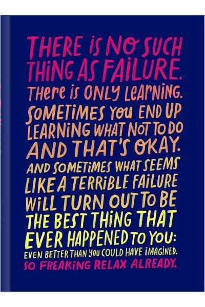 Failure: Journal