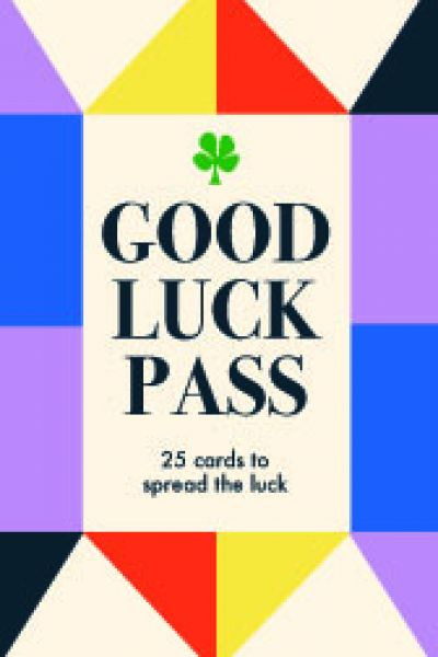 Good Luck Pass  Box