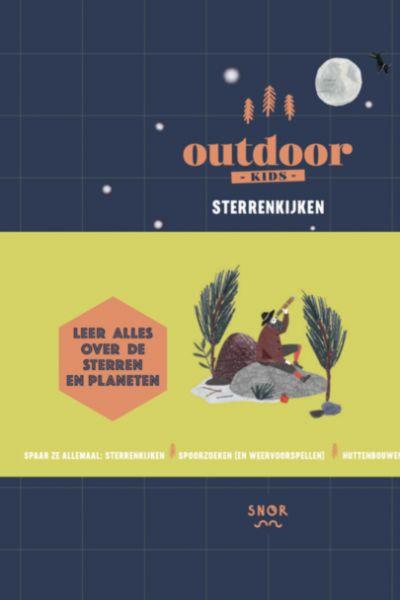 Outdoor Kids: Stargazing