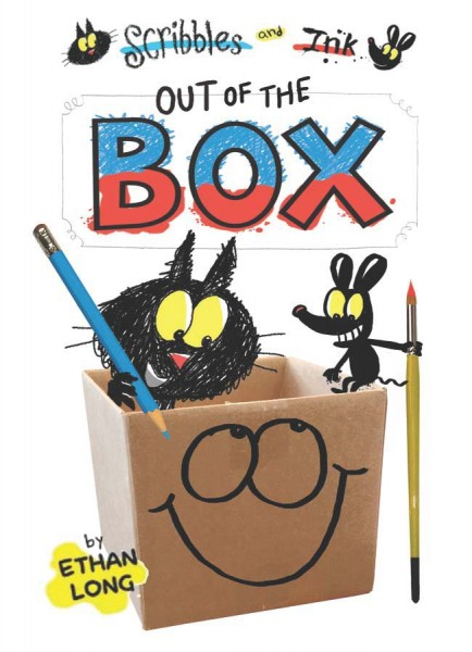 Scribble and Ink: Outside the Box