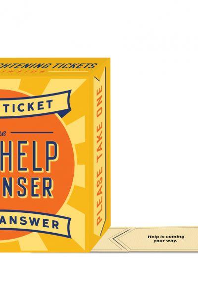 The Self-Help Dispenser