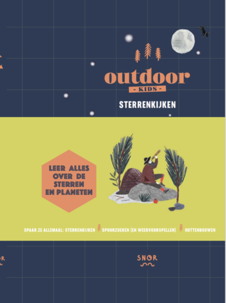 Outdoor Kids: Stargazing