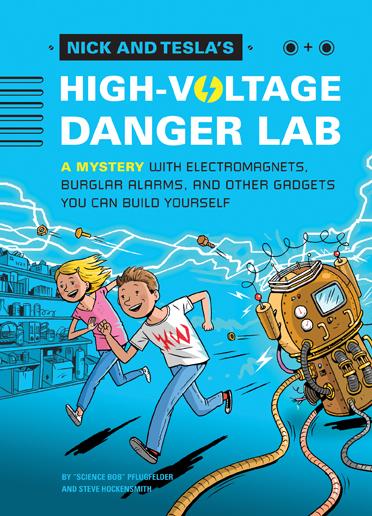 Nick & Tesla High Voltage Lab