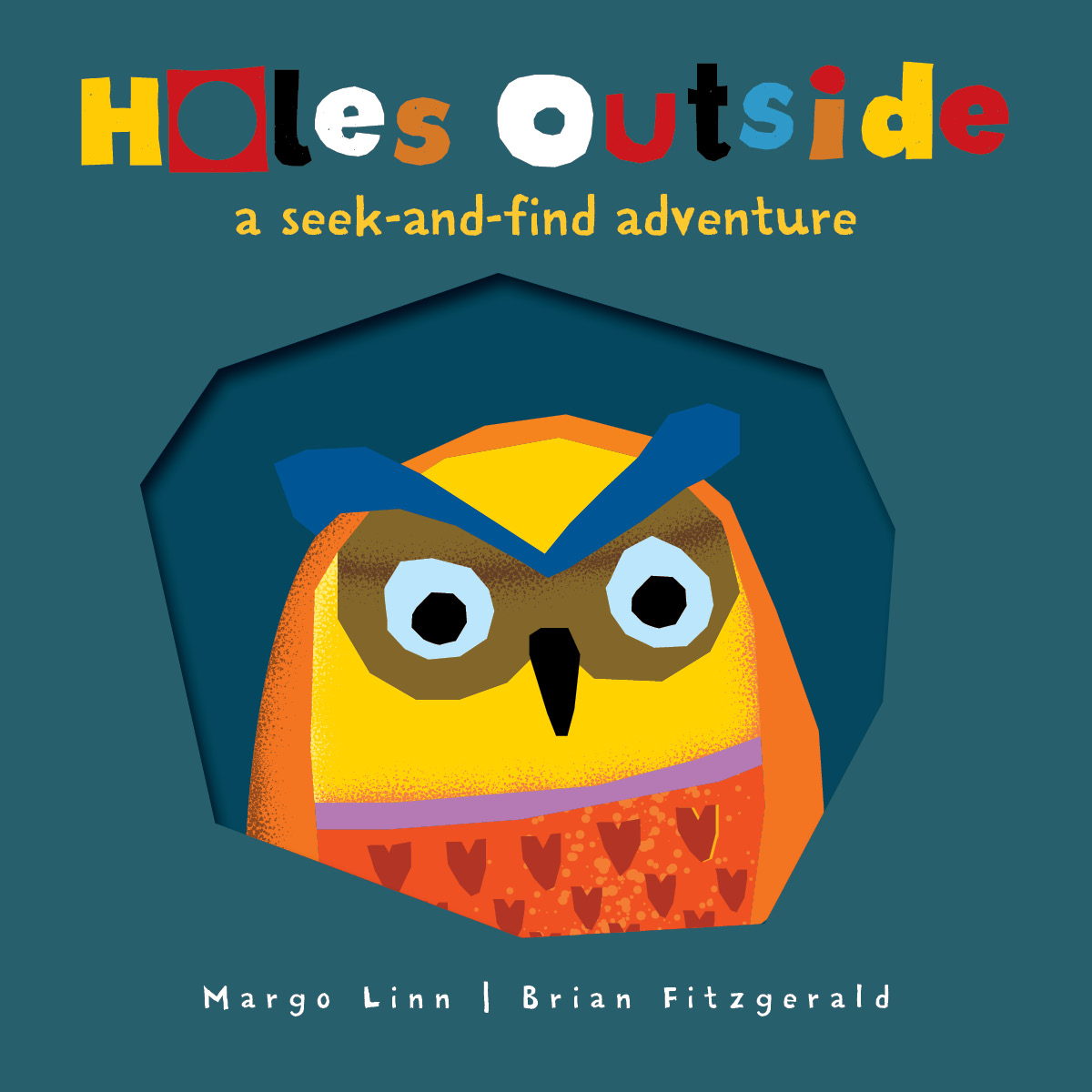 A Search-and-Find Book: Holes Outside